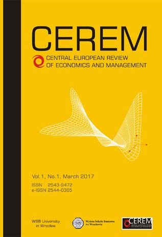 Vol. 1, No. 1, March 2017